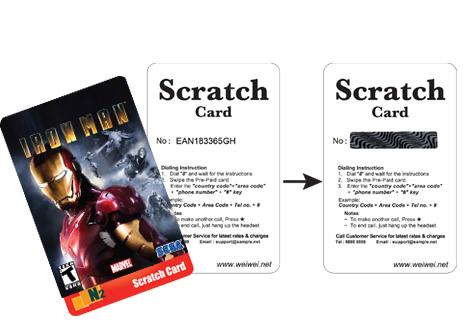 kazımalı oyun kartı